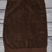 Фирменные натуральные полотенца плотные для дома или бассейна 2 штуки