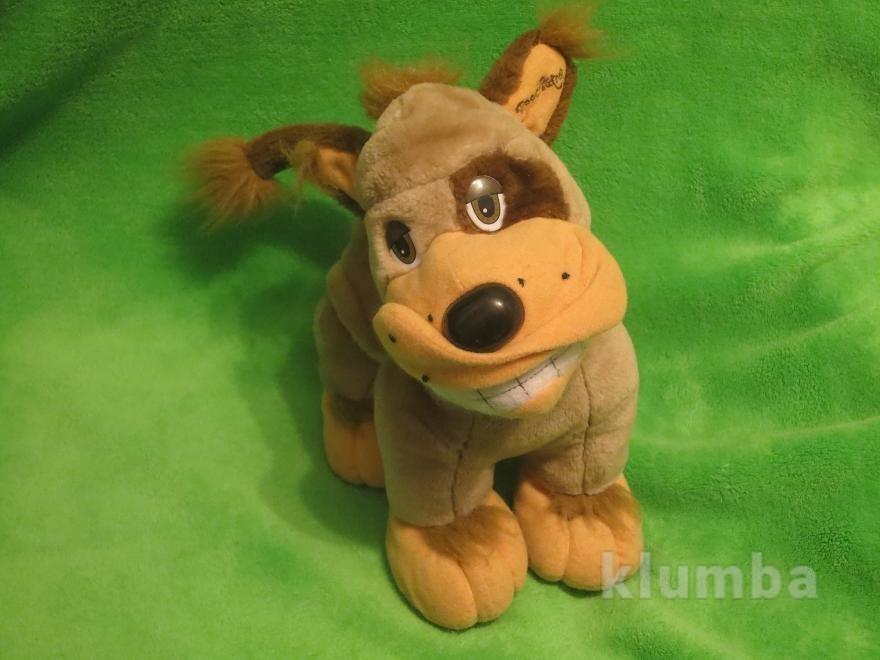 Собака.пес.собачка.песик.мягкая игрушка.мягка іграшка.мягкие игрушки. фото №1