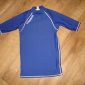Футболка спортивная Decatlon creation, размер S-M, футболка для велоспорта  состояние новой вещи 180