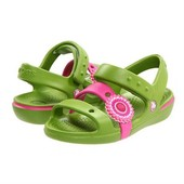 Оригинал Keeley sandal girls Crocs  размер  С10