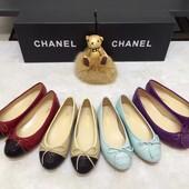 Туфли балетки Chanel