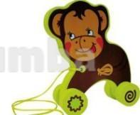 Игрушка-каталка обезьянка от  ranok creative фото №1