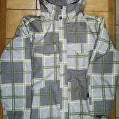 куртка для сноуборда Oxbow L Rueun green lemon