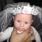 диадема для маленькой принцессы