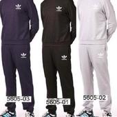 Adidas Мужские спорт костюмы(с 46-58)№5605