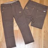 Штаны для мальчика ШР 430 Бемби р.98-134