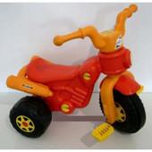 Велосипед трехколесный Орион Мото Маскот. артикул 368