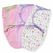 Пеленки на липучках swaddle me от Summer infant оригинал SwaddleMe