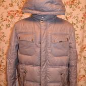 Зимняя мужская курточка (пуховик) Eu Mens 48-50