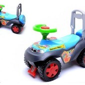 детская машинка каталка Дино 11-003