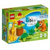 Lego Duplo Вокруг света: малыши 10801