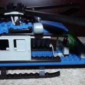 Вертолет 40*33/8*11 см Joy Toy