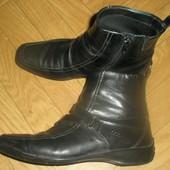 Ботинки ессо размер 35-36