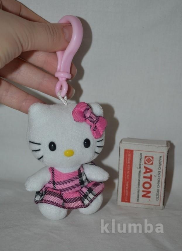 Маленькая Hello Kitty хелоу китти мягкий брелочек брелок TY разные фото №1