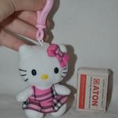 Маленькая Hello Kitty хелоу китти мягкий брелочек брелок TY разные