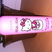 Hello Kitty, детский гель для душа.
