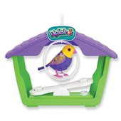 Игровой набор с интерактивной птичкой DigiBirds