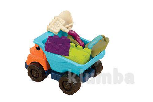 Battat bx1311z набор для игры с песком чудосамосвал батат новый фото №1