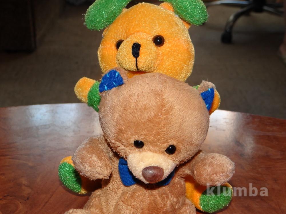 Мягкие игрушки фото №1