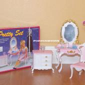 Распродажа - Набор  Дамская комната от  Gloria