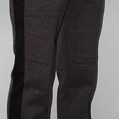 Штаны спортивные с начесом 00260 (2 цвета)