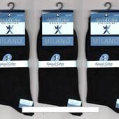 Носки мужские демисезонные х/б Milano Special Coton, без шва
