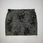 Трикотажная юбка для девочки 12-14 лет.