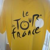 Фірмова футболка Tour de france .