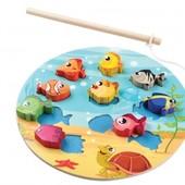 Магнитная игра «Поймай рыбку», мди артикул: Д231