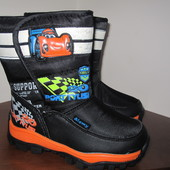 Зимние ботинки для мальчиков Alemy WH-3082А, р. 25-30