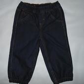 Модные джинсы на 12-18 мес,рост 74-86 см.Мега выбор обуви и одежды!