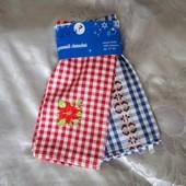 новогодние полотенца подарочные 2ка