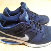 Кроссовки кожаные Nike Air Max р.41