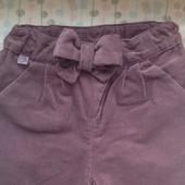 Модные брючки Wojcik для девочки, 80 рр (12-18 мес)