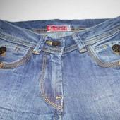 Катоновые джинсы для девочки.Новые.Размеры  9-10  лет(см. замеры).