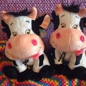 Мягкая игрушка коровка