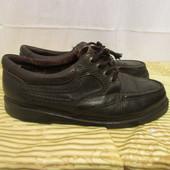 Продам кожаные мужские туфли