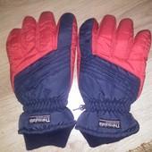 термо перчатки Thinsulate на широкую руку XL