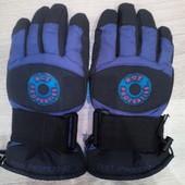 мужские термо перчатки XL
