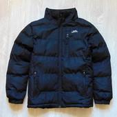 Черная термо курточка для мальчика. Trespass. Размер 5-6 лет. Состояние: идеальное.