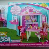 кукольний домик для Челси с лифтом, DWJ50
