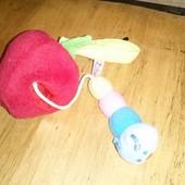 Подвесная игрушка погремушка на коляску, кроватку