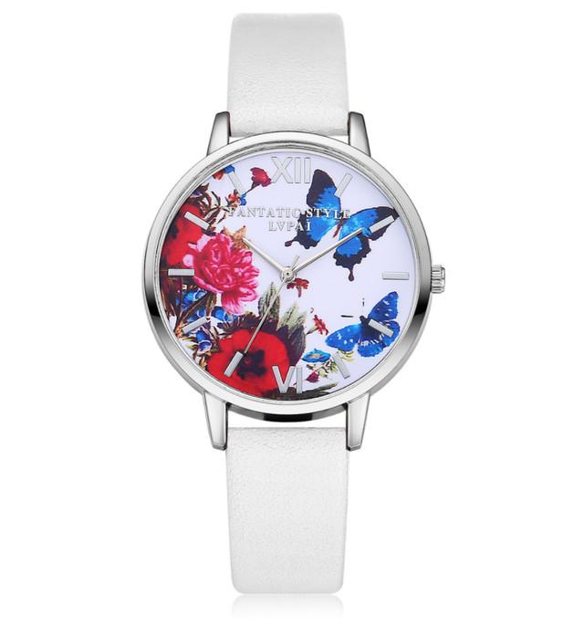 Наручные женские часы Бабочки код 297 фото №2