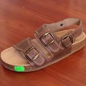 Ортопедические сандалии Т-15 коричневые