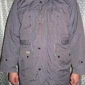 Куртка пуховик р. 50