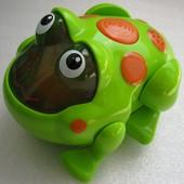 Музыкальная  лягушка Chicco (Чикко)