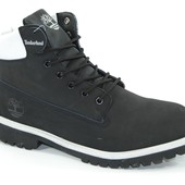 Мужские ботинки Timberland натуральная кожа