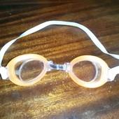 Заграничные очки для плаванья simba