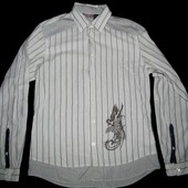 Фирменная, стильная рубашка Topman р. М