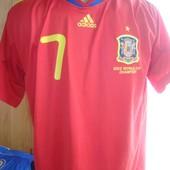 Фірмова футболка Adidas Зб .Іспанії.